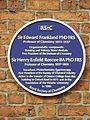 RSC plaque, Former County Court, Quay Street, Manchester.JPG