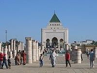 Rabat Mausole MohammedV.jpg