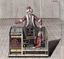 Der Schachtürke (Quelle: Wikimedia)