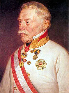Czech nobleman and Austrian general