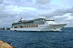 Radiance of the Seas, Fremantle, 2015 (07).JPG