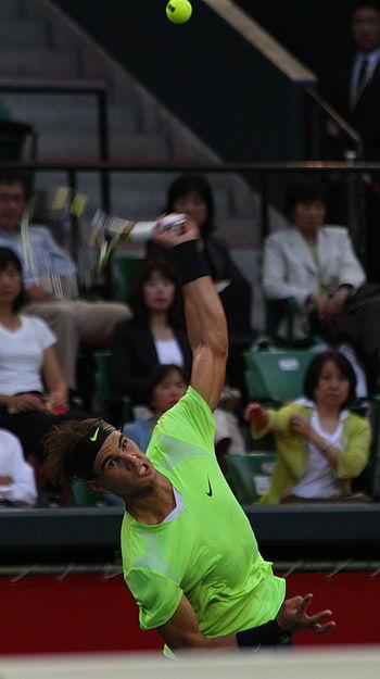 Rafa Nadal 7593 3 Japan Open Tennis Tokio 2010