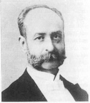 Rafael Guastavino - Rafael Guastavino Moreno, about 1880