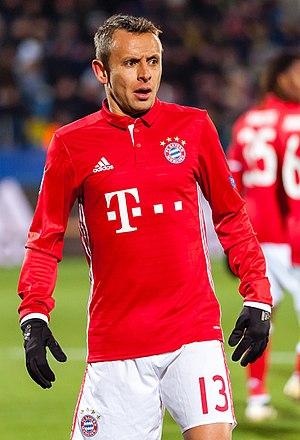 Rafinha (footballer, born 1985) - Rafinha with Bayern Munich in 2016