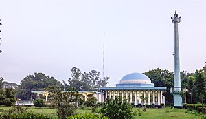 Rajshahi - Image: Rajshahi University Mosque
