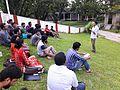 Rajshahi Wikipedia Meetup, August 2016 02.jpg