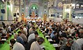 Ramadan 1439 AH, Qur'an reading at Shah Abdul Azim Mosque - 30 May 2018 11.jpg