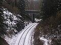 Rautpohja–Savela industrial track.jpg