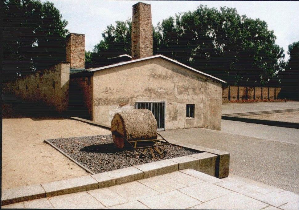 Ravensbrück Krematorium aussen
