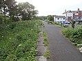 Ravenscar railway station (site), Yorkshire (geograph 5813624).jpg