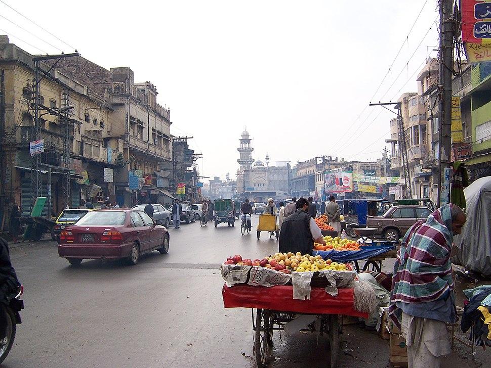 Rawalpindi Bazaar
