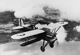 36th Fighter Squadron - Berliner Joyce P-16