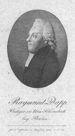 Raymund Dapp
