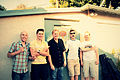 Recordings Paisley Beach - Powow Studio LA.JPG