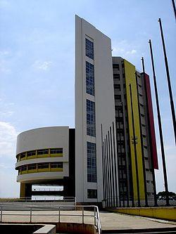 Nuevo Rectorado de la Universidad del Zulia