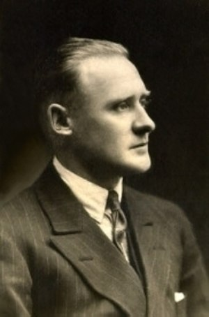 R. J. Mitchell - R. J. Mitchell, aeronautical engineer