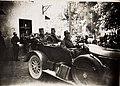 Reise Kaiser Karls I. an die Isonzofront, Istrien, Kärnten und Vorarlberg. in der Zeit vom 1-6.VI.1917. 4.6.1917 - Ankunft in Tarvis (BildID 15565149).jpg