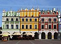 Renaissances houses in Zamość.JPG