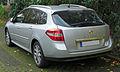 Renault Laguna III Grandtour (seit 2007) rear MJ.JPG