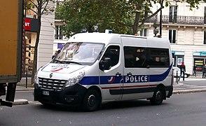 Police Nationale France Wikipédia