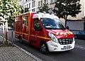 Renault Master SDIS 67, Strasbourg - octobre 2013.JPG