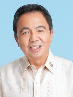 Bayani Fernando Filipino politician