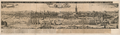 Représentation d'Hispalis, généralement appelée Séville - Simon Frisius - Q24254675.png