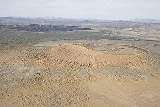 """El Pinacate y Gran Desierto de Altar Biosphere Reserve - Image: Reserva de la Biósfera """"El Pinacate"""""""