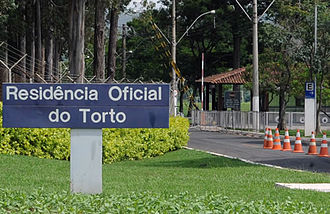 President of Brazil - Image: Residencia Oficial do Torto