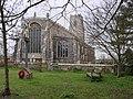 Resting place at Holy Trinity Church, Blythburgh - geograph.org.uk - 833974.jpg
