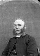 Revd Griffith Parry, Aberystwyth (1827-1901) (CM)