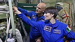 Reviewing the airlock control panel with Alex (12439806773).jpg