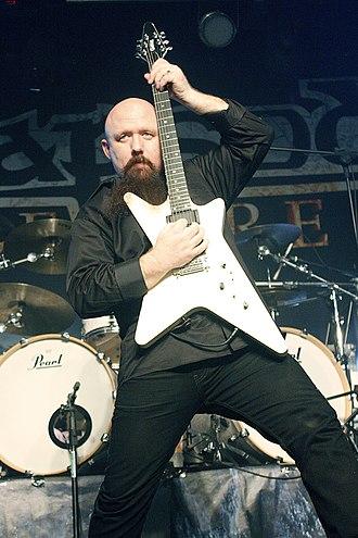 Tom Hess (guitarist) - Image: Rhapsody Tom Hess