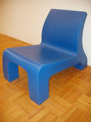 Richard Hutten - Richard Hutten: Chair 'Rhino'