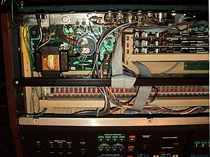 Rhodes Chroma - Rhodes Chroma power supply