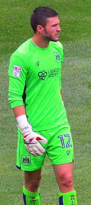 Richard O'Donnell - O'Donnell playing for Bristol City in 2016