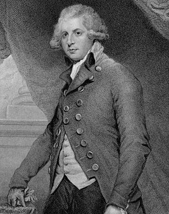 1816 in poetry - Richard Brinsley Sheridan dies this year aged 64