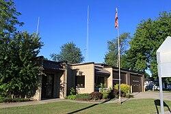 Ridgeway Township Township hall.JPG
