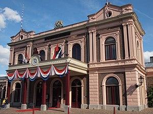 Railway Museum (Netherlands) - Railway Museum in 2010