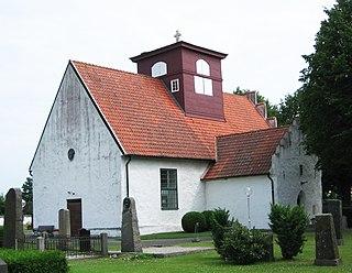 Rinkaby Place in Skåne, Sweden