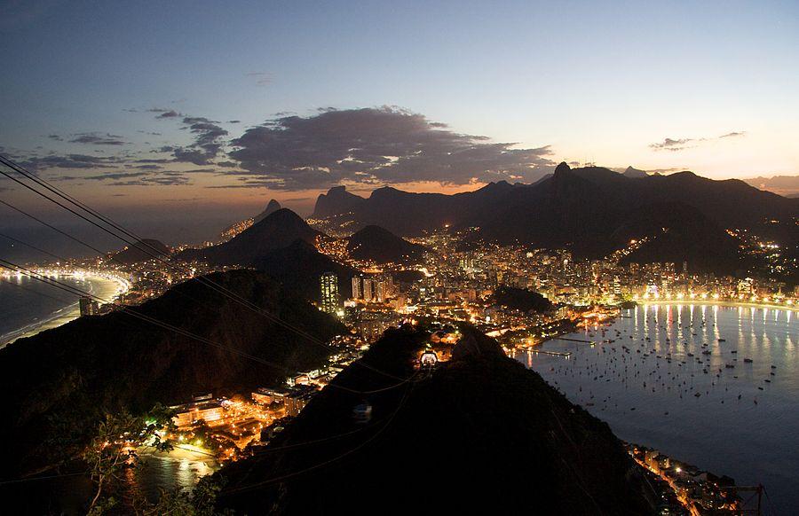 Рио-де-Жанейро  № 186261  скачать