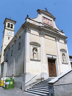 Rivarone Comune in Piedmont, Italy