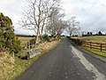 Road at Adrumman - geograph.org.uk - 1756982.jpg
