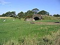 Road bridge near Standhill Farm - geograph.org.uk - 246206.jpg
