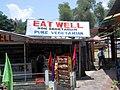 Roadside restaurant, Kullu, 2004.jpg