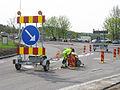 Roadwork in Västra Frölunda.JPG