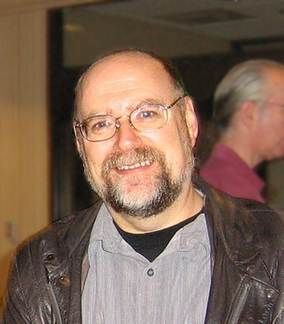 Picture of an author: Robert Charles Wilson