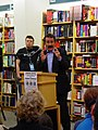 Robert Winston at Borders Oxford.jpg
