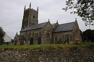 Roborough, Torridge Human settlement in England