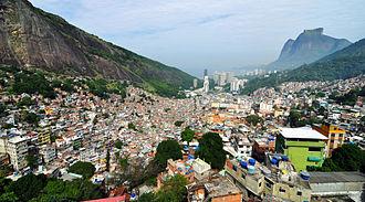 Rocinha - Rocinha as viewed from within Rocinha